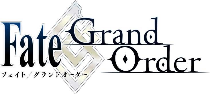 FateGrand Order ロゴ